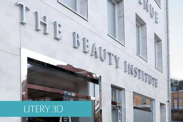 Litery 3D1